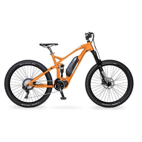 Velo emeraude - vente VTT marque vélo de ville modele XES 400