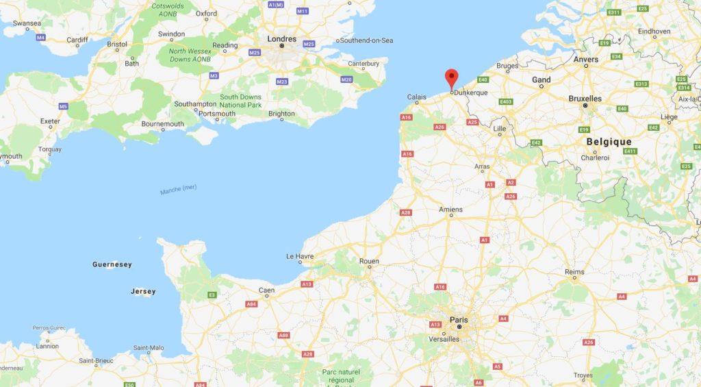 Nouvelle agence vélo Emeraude à Dunkerque